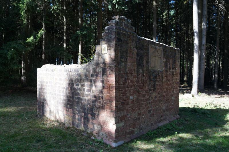 Überreste des Odenwald-Limes
