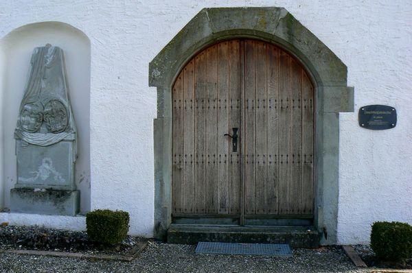 Friedhofskirch Str. Jakob - Eingang -