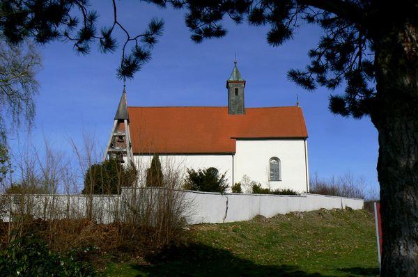 Friedhofskirche Str. Jakob Öhningen