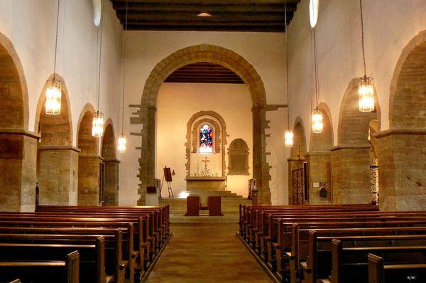 Wallfahrtskirche Schienen - innen