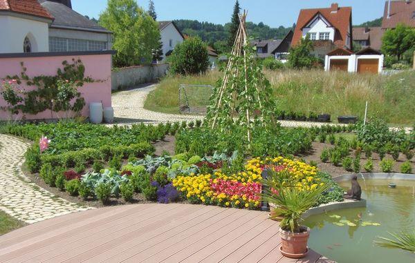Privatgarten Otterbach