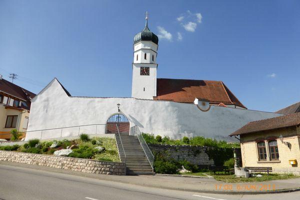Öllingen Ulrichskirche