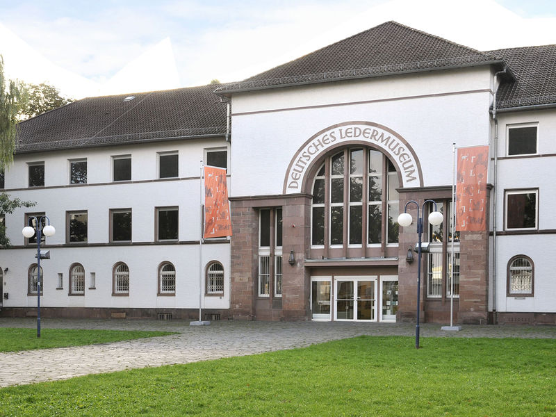 German Leather Museum Offenbach