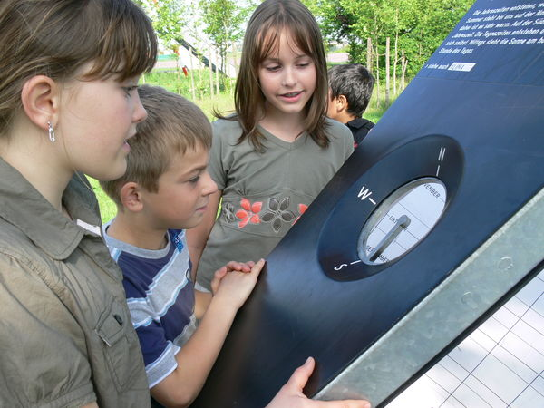Pupils at Wetterpark Offenbach