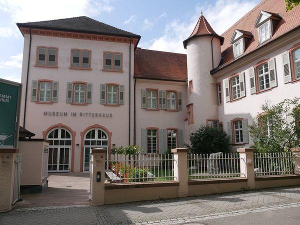 Das Museum von außen.