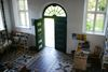 Herrenhaus Hoyerswort, Eingangsbereich