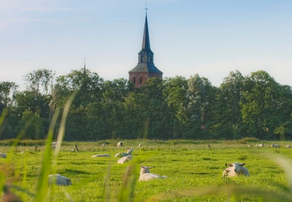 Kirche St. Pankratius Oldenswort