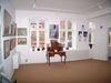 Ausstellungsraum im Treffpunkt Oldenswort