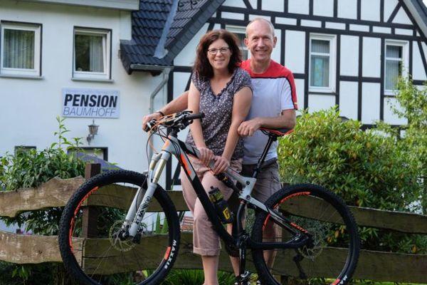 Astrid und Jürgen Baumhoff
