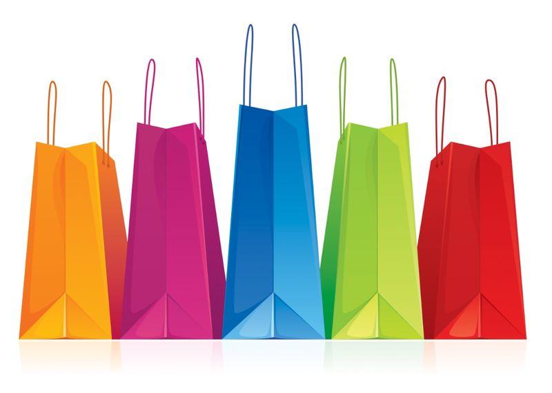 Einkaufstüten