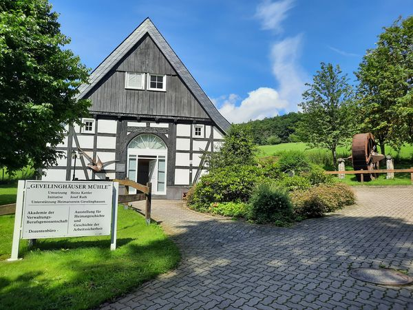 Alte Mühle Gevelinghausen