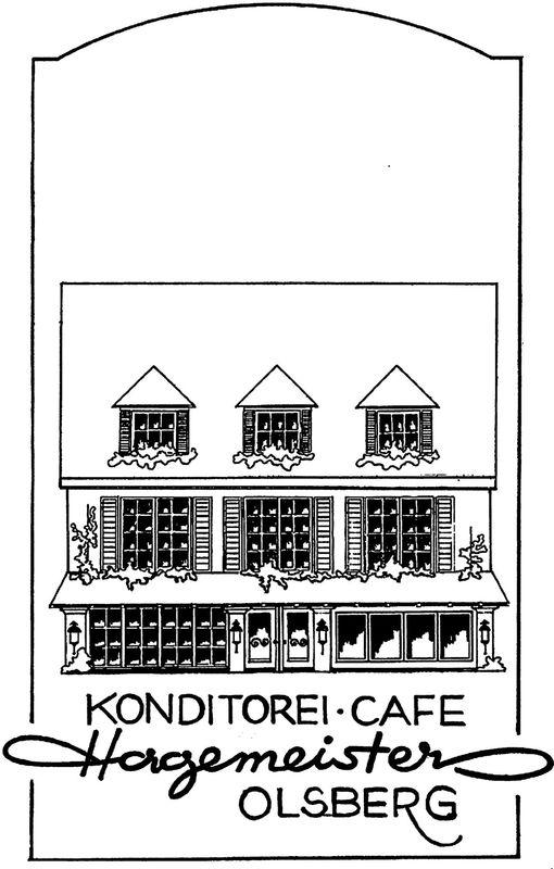 konditorei caf hagemeister sauerland. Black Bedroom Furniture Sets. Home Design Ideas