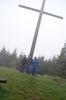 Gipfelkreuz auf dem Ohlenkopf