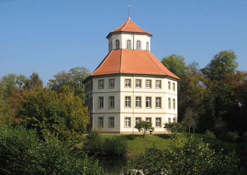 Wasserschloss Oppenweiler
