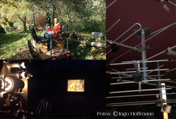 Antennen- & Signalausstellung, Foto: Ingo Hoffmann
