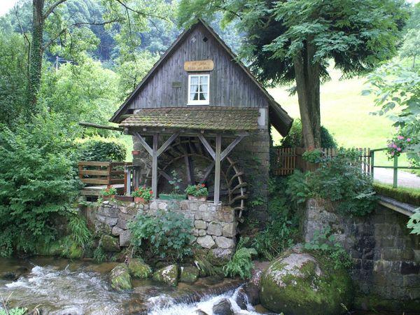 Rainbauernmühle Ottenhöfen-Furschenbach