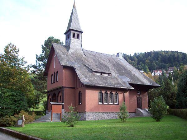 Evangelische Kirche Ottenhöfen