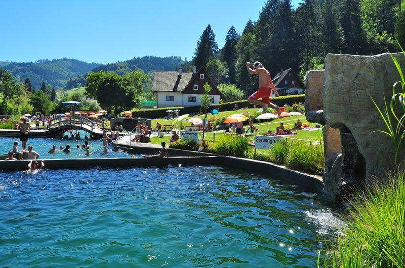 Piscine naturelle ottenh fen urlaubsland baden w rttemberg for Piscine naturelle prix