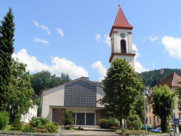 Kath. Kirche Ottenhöfen