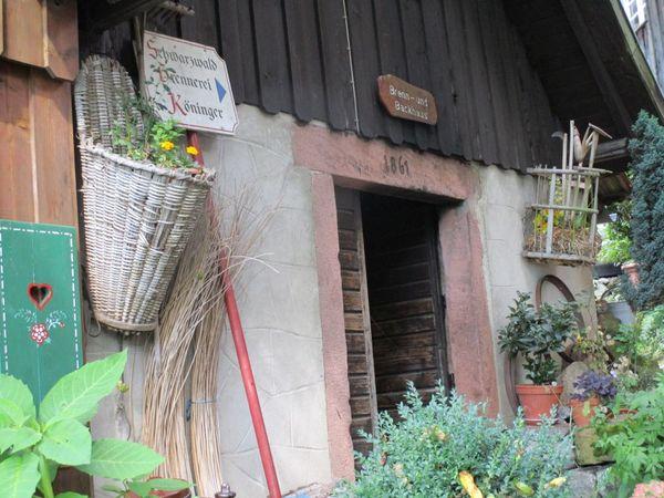 Brenn- & Backhaus