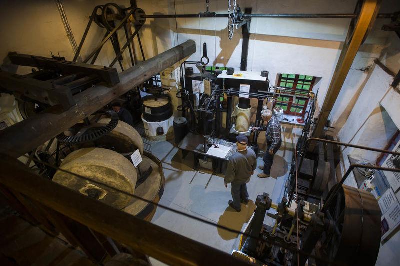 Historische Ölmühle Wern