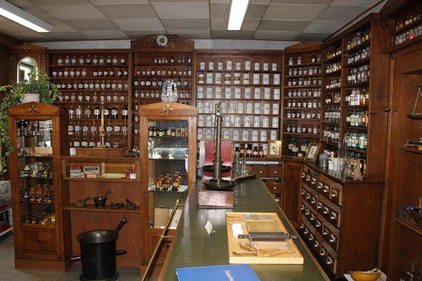 Museumsapotheke Ottweiler