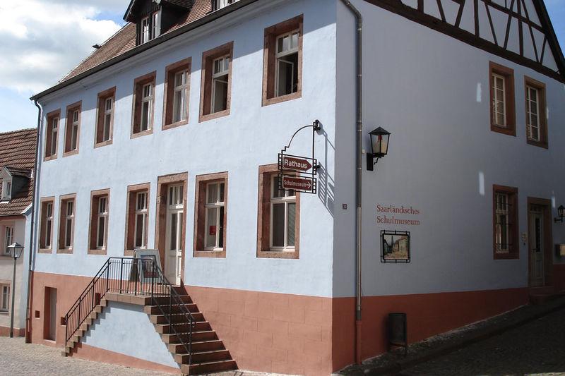 Saarländisches Schulmuseum