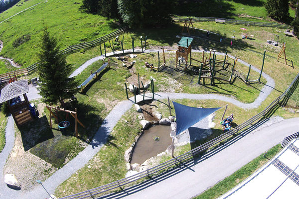 Waldspielplatz Pany