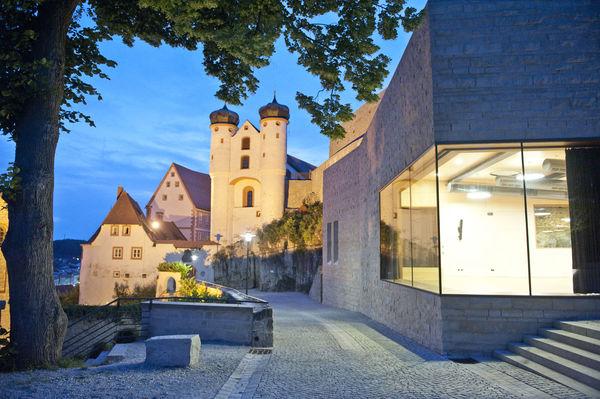 Burg Parsberg mit Museum