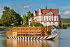 Plätte Schloss Neuhaus