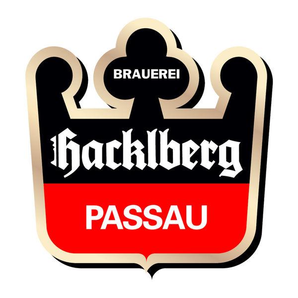 Firmenlogo der Brauerei Hacklberg