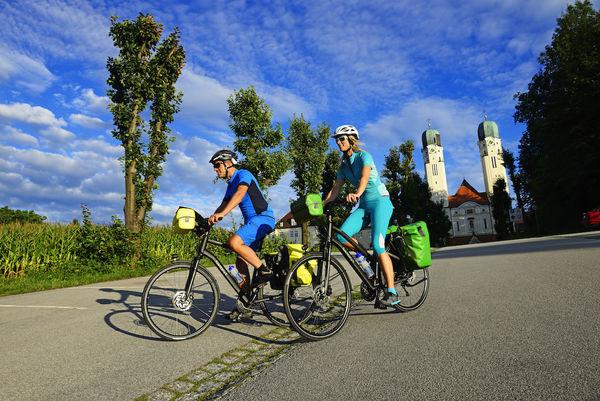 Unterwegs von Passau nach Vilshofen