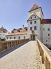 Brückenturm Veste Oberhaus in Passau