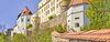 Burgansicht der Veste Oberhaus in Passau