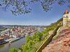 Aussicht von der Veste Oberhaus in Passau