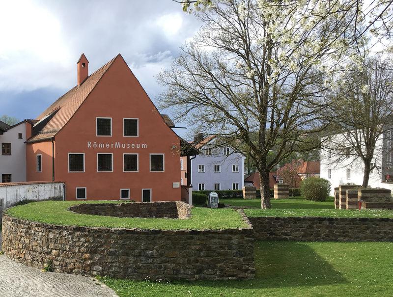 Römermuseum Kastell Boiotro Passau