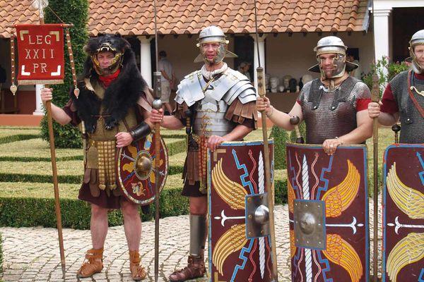 Straßen der Römer