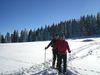 Schneeschuhtour in einer traumhaften Winterlandschaft bei Thurmansbang im Bayerischen Wald
