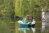 Bootsverleih Strandbad Bötzsee, Foto: Seenland Oder-Spree/Florian Läufer