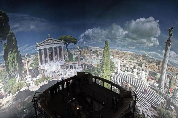 Panometer Rom 312