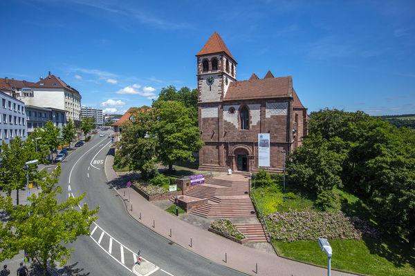 Schlosskirche Pforzheim