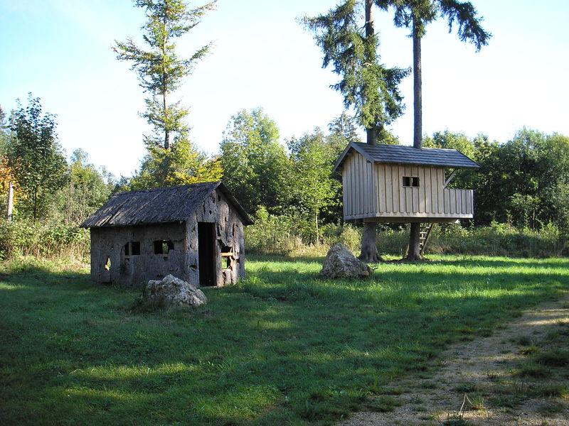 Waldrand-Biotop bei Ottenbach