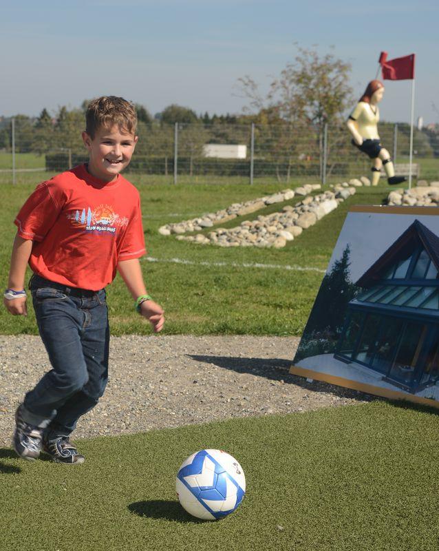 Fussballgolf Baden Württemberg