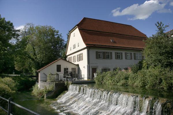 Pfullingen_Baumannsche Mühle