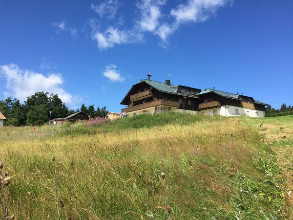 Almberghütte in Mitterfirmiansreut