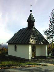 Bruder-Konrad-Kapelle bei Philippsreut
