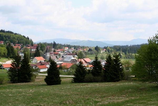 Philippsreut im Bayerischen Wald