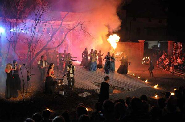Die Nibelungen-Festspiele in Plattling