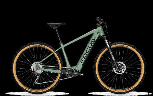 "E- Mountainbike Focus Jarifa 6.7 29"""