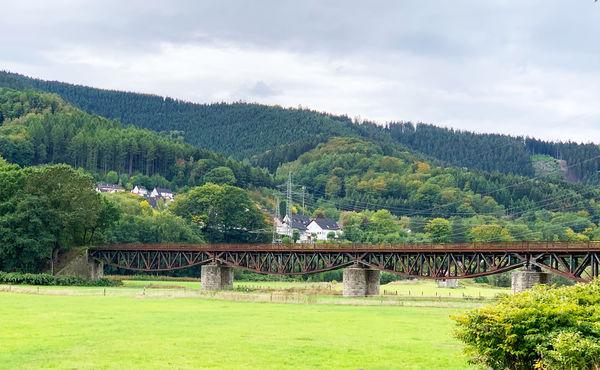 Fischbauchbogenbrücke Plettenberg-Böddinghausen